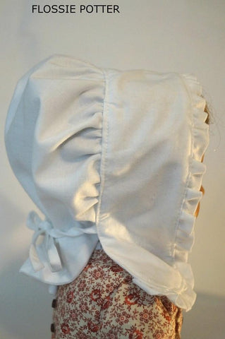 "Betsy Ross Shop Apron & Cap 18"" Doll Accessories"
