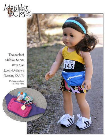 "Big + Little Fanny Pack 18"" Doll Accessories"
