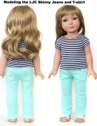 "My Imagination Blonde 18"" Tonner Doll"
