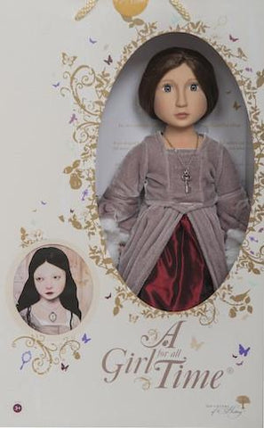"Matilda Your Tudor Girl - A Girl For All Time 16"" Doll"