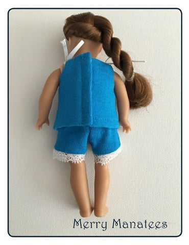 Catching Z's for Mini Dolls