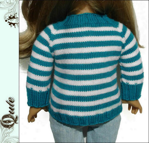 Clara Cardigan Crochet and Knitting Pattern
