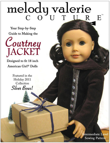 "Courtney Jacket 18"" Doll Clothes"