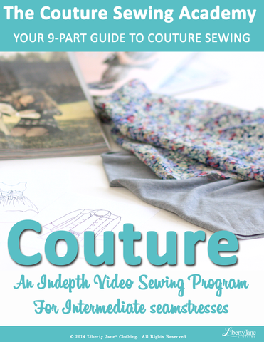 Couture Sewing Academy