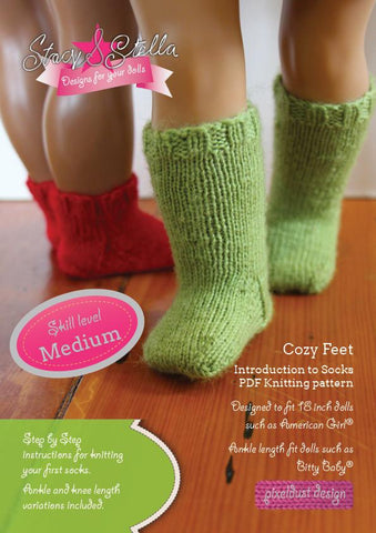 Cozy Feet Knitting Pattern