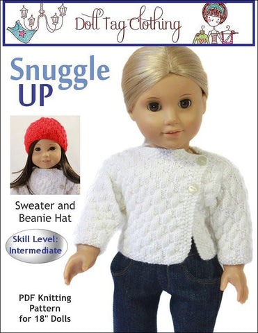 Snuggle Up Knitting Pattern