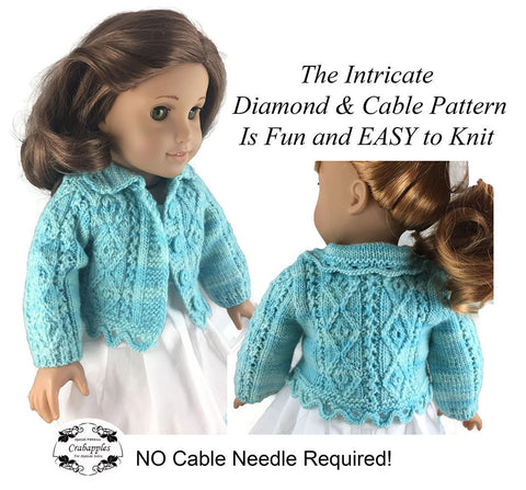 Diamond Jubilee Knitting Pattern