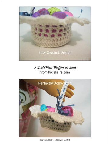 Easter Eggsentials Crochet Pattern