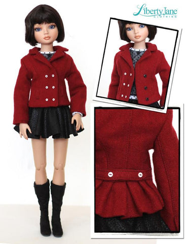 Piccadilly Outfit for Ellowyne Dolls