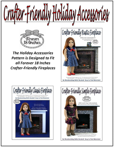 Crafter-Friendly Holiday Accessories for Dolls