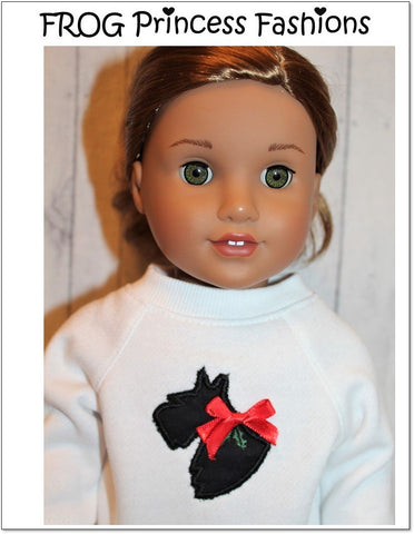 "Highlands Holiday BUNDLE 18"" Doll Clothes Pattern"