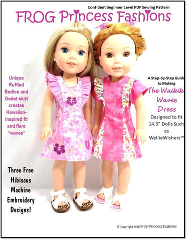 Doll Clothes Patterns For 14 5