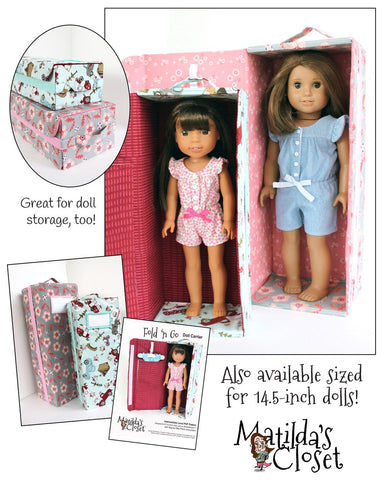 "Fold 'n Go Doll Carrier 18"" Doll Accessories"