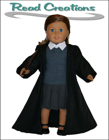 "Galactic Warrior Robe 18"" Doll Clothes"