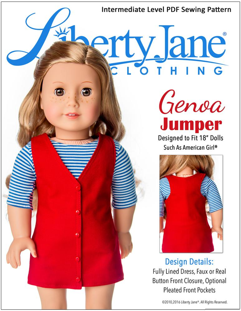 """Hugga Bunch 18/"""" Doll Clothes Overalls Outfit Jumper 1980s Kenner Doll Vintage"""