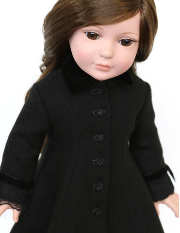 "My Imagination Brunette 18"" Tonner Doll"