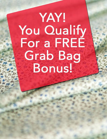 Get Your Grab Bag Bonus!