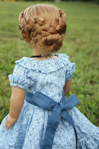 18 inch Doll clothes pattern Heritage Doll Fashions