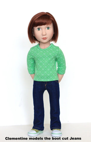 "Clementine Your 1940s Girl - A Girl For All Time 16"" Doll"