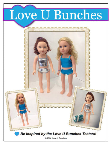 Dainty Things Pattern For Journey Girls Dolls