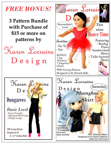 Karen Lorraine Design Free Bonus With Purchase 2017