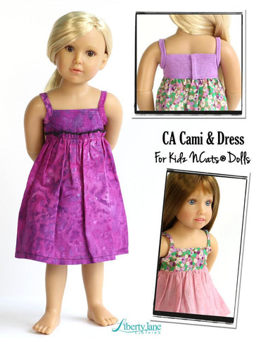 California Cami for Kidz N Cats Dolls