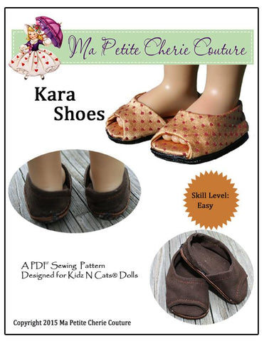 Kara Shoes for Kidz N Cats Dolls