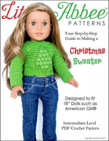 Christmas Sweater Crochet Pattern