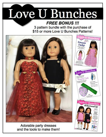 Love U Bunches Free Bonus With Purchase 2017