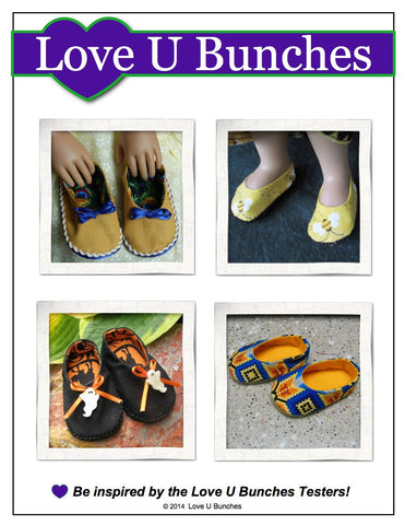 Plain Jane Shoes for Kidz 'n' Cats Dolls