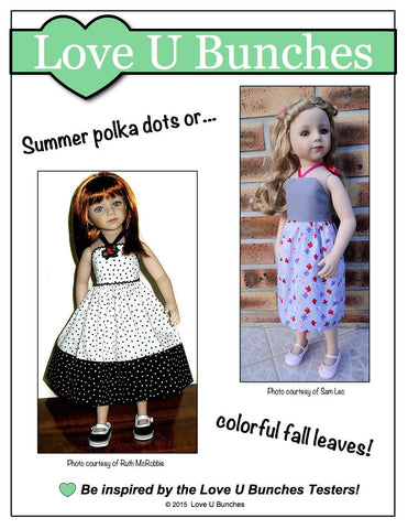 Simply Summer Sundress for Maru and Friends Dolls