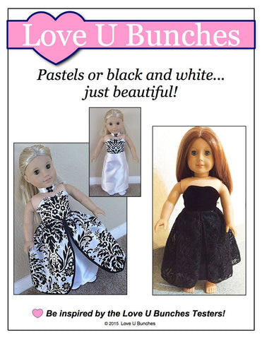 "Princess Jaedyn 18"" Doll Clothes"