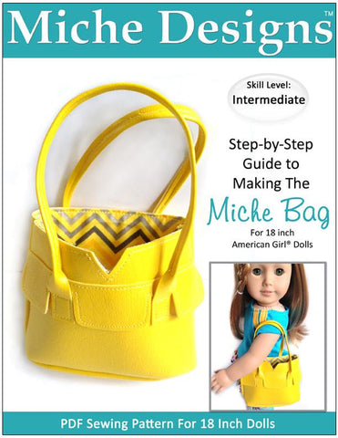 "Miche Bag 18"" Doll Accessories"