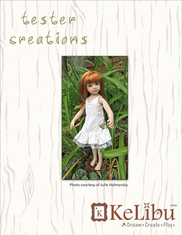 Mori Girl Slip Sundress for Maru and Friends Dolls