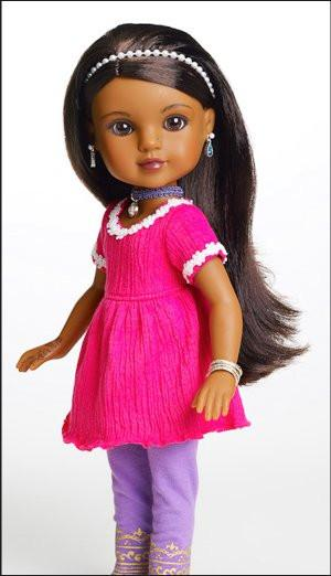 Hearts For Hearts Girls Nahji From India 14 Quot Doll Pixie