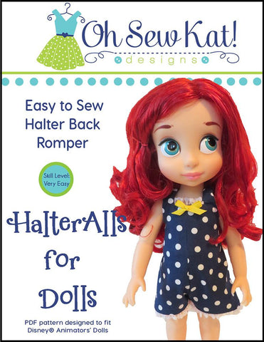 HalterAlls for Dolls for Disney Animators' Dolls