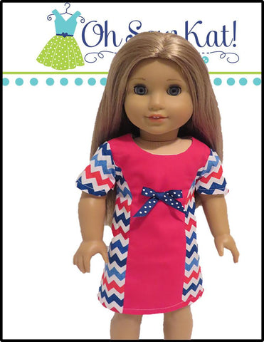 "Sunshine Dress 18"" Doll Clothes"