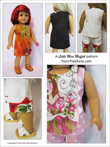 "Olympia 18"" Doll Clothes"
