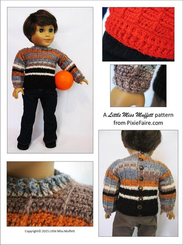 One For The Boys Crochet Pattern