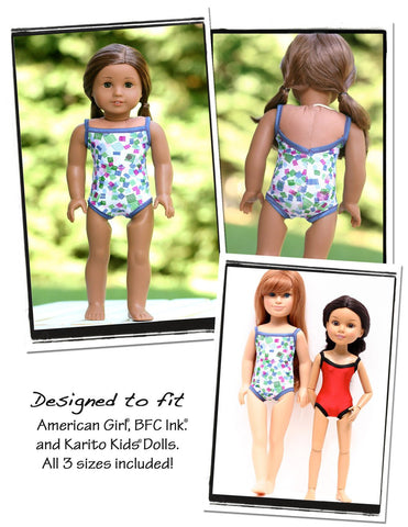"FREE Swimsuit 18"" Doll Clothes"