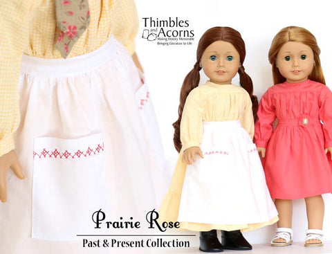 "Prairie Rose 18"" Doll Clothes"