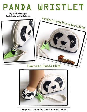 "Panda Parade Bundle 18"" Doll Clothes"
