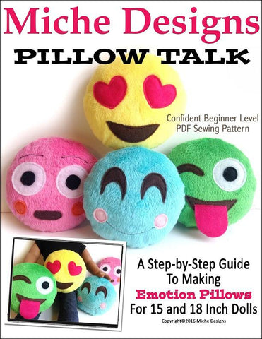 "Pillow Talk 18"" Doll Accessories"