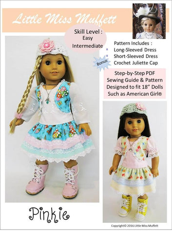 "Pinkie 18"" Doll Clothes"