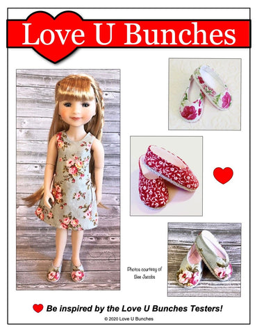 Plain Jane Shoes for Ruby Red Fashion Friends Dolls