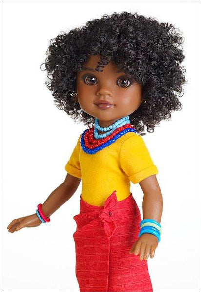 Hearts For Hearts Girls Rahel From Ethiopia 14 Quot Doll