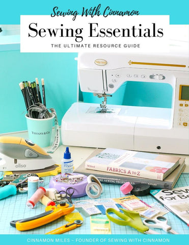 SWC Sewing Essentials Ultimate Resource Guide