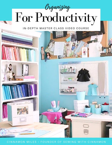Organizing For Productivity - Master Class Video Course