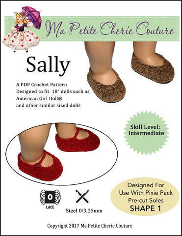 Sally Crochet Pattern