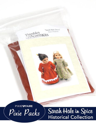 Pixie Packs Sarah Hale Spice Historical Collection